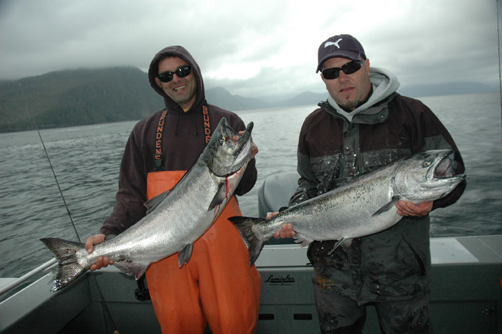 Fred and Scott doubled up in these kings