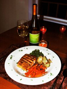 Pairing Wine with Seafood - Prince of Wales Sportfishing