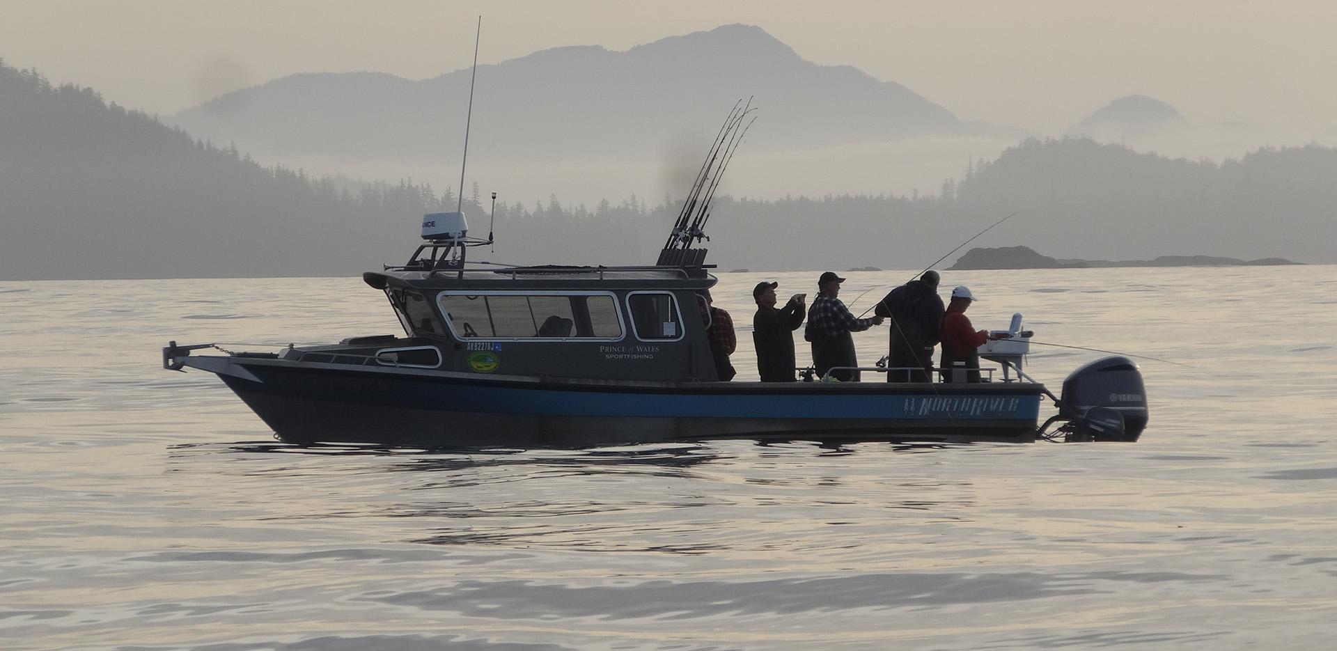 Craig, Alaska Fishing Charters - Prince of Wales Sportfishing LLC